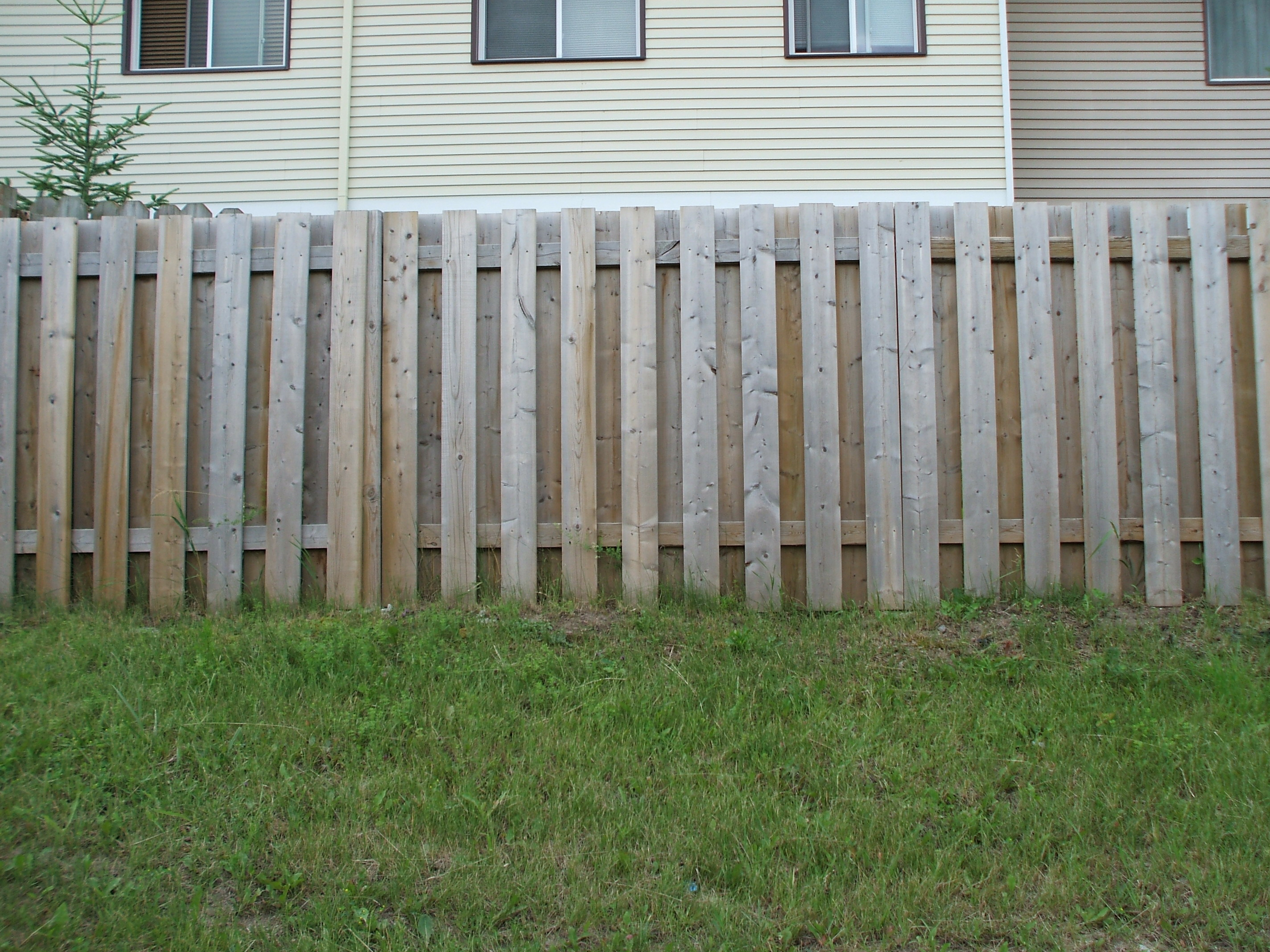 Wood fence panel suppliers