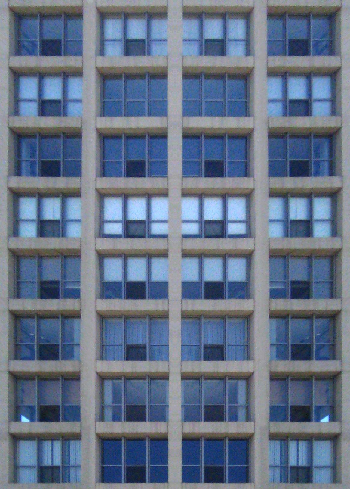 Building facade